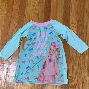 JOJO SIWA Pajama Dress